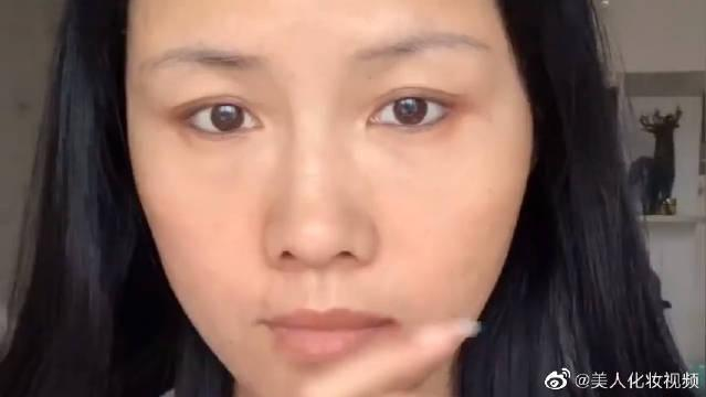 李若彤版小龙女仿妆,这技术太厉害,怎么可以这么像,惊艳全场!