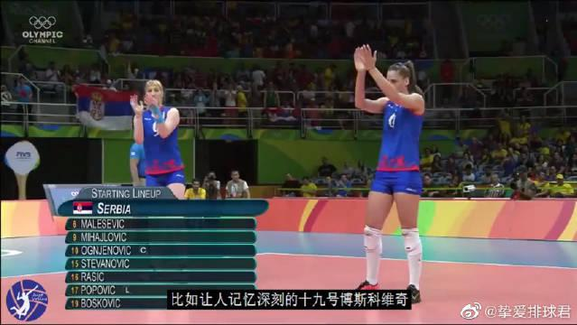 依靠这拦网十大名场面,里约奥运会中国女排战胜塞尔维亚,夺冠!