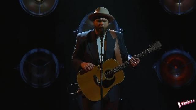 澳洲TheVoice半决赛Timothy Bowen翻唱表演「Reason To Love」