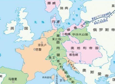 乌尔姆战役,奥地利大使收到一封信,拿破仑大喜:此战我赢定了