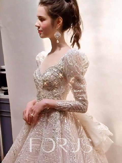 『亚洲婚纱之王』的Bridal Village 2021星光闪耀登陆 一袭星光闪