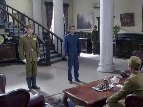 鬼子间谍暗杀司令,自以为天衣无缝,不料这是特工精心布置的陷阱
