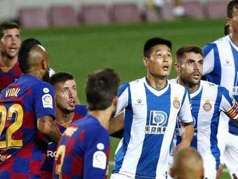 西班牙人坏消息!曝欧洲1豪门有意签武磊,有望踢欧联杯