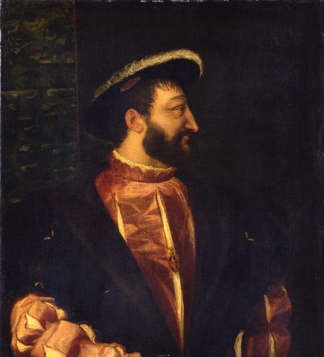 威尼斯画派最伟大的画家提香,连国王都为他服侍