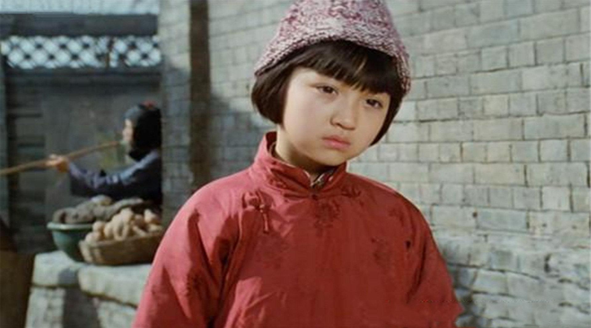 《城南旧事》国产电影之光,小女孩的演技秒杀一线明星