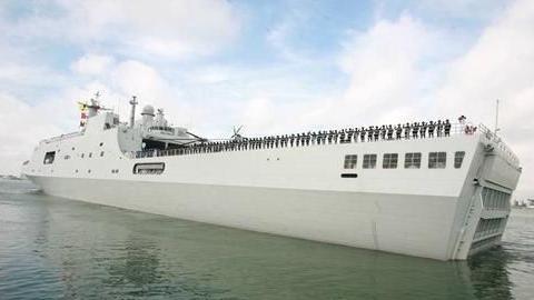 071型船坞登陆舰:已陆续服役8艘,未来还将持续成军