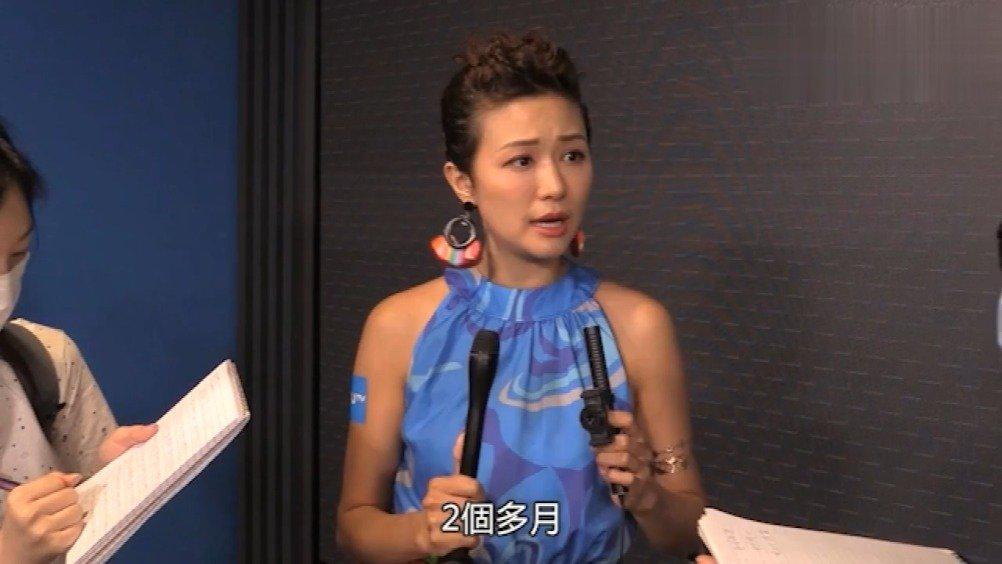 羅敏莊(Mimi)昨日為主持的ViuTV音樂節目《Chill Club》錄影……