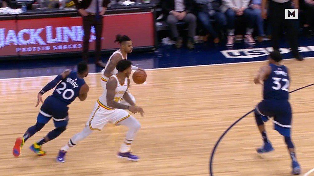 《NBA倒计时》:2019-20赛季得分榜第18位—丹吉洛-拉塞尔