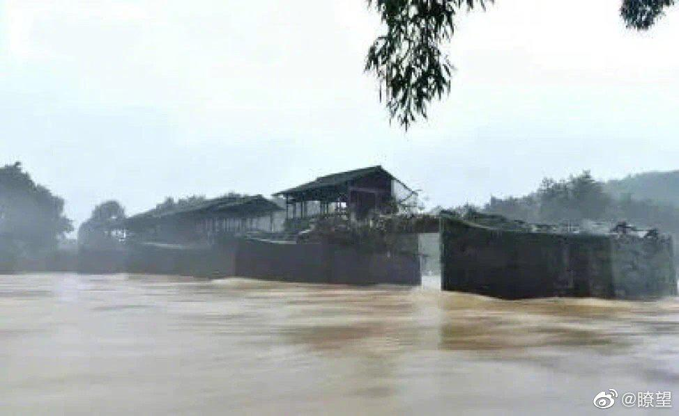 南方多地古桥等文物遇洪被毁,还能修复吗?