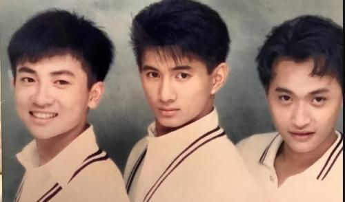当47岁苏有朋撞上50岁吴奇隆,网友:还是自然老去的脸看着踏实