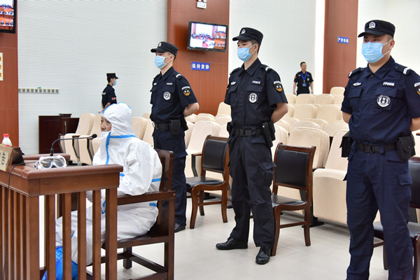 「杏悦」委书记被控受贿22杏悦31万图片