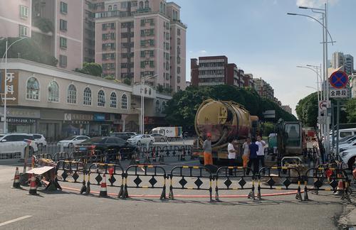 事后抢救变事前防御,广州黄埔利用探地技术处理地陷隐患