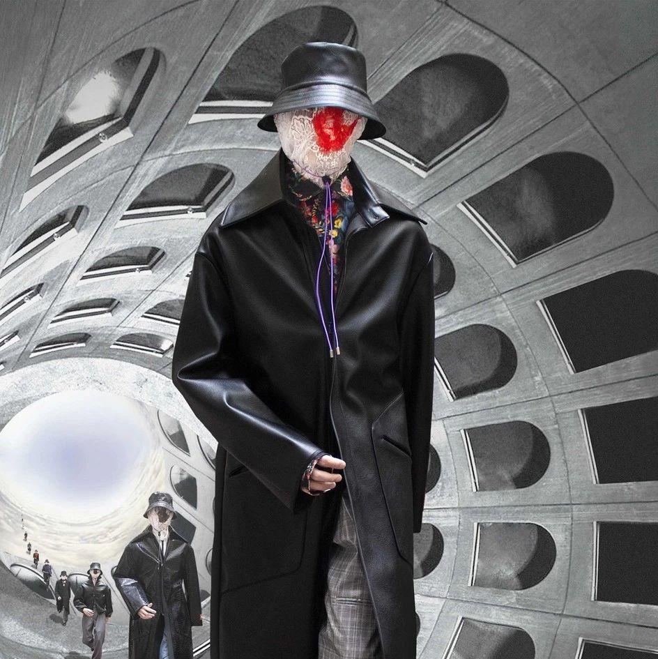 巴黎男装周是来搞笑的? 这群文艺清新的绅士们可是认真的