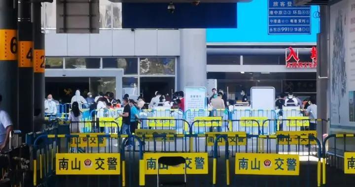 香港疫情严峻,返回内地港人增加?深圳湾口岸最新回应来了