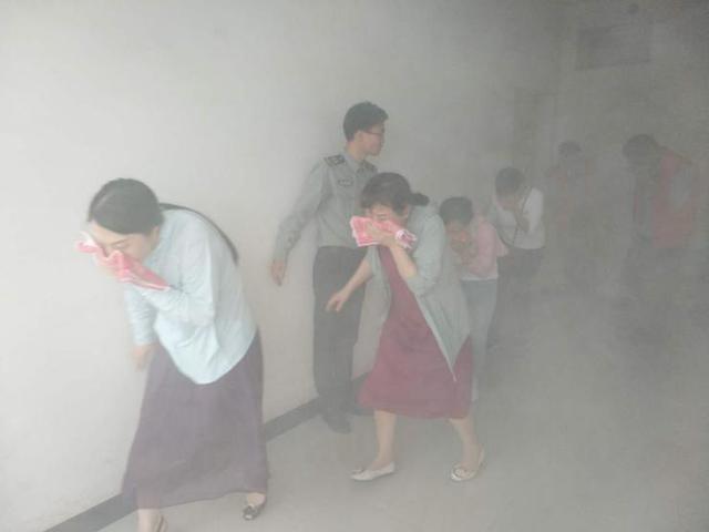 """小阵地发挥大作用!安徽肥西上派镇微型消防站 筑牢居民安全""""防火墙"""""""