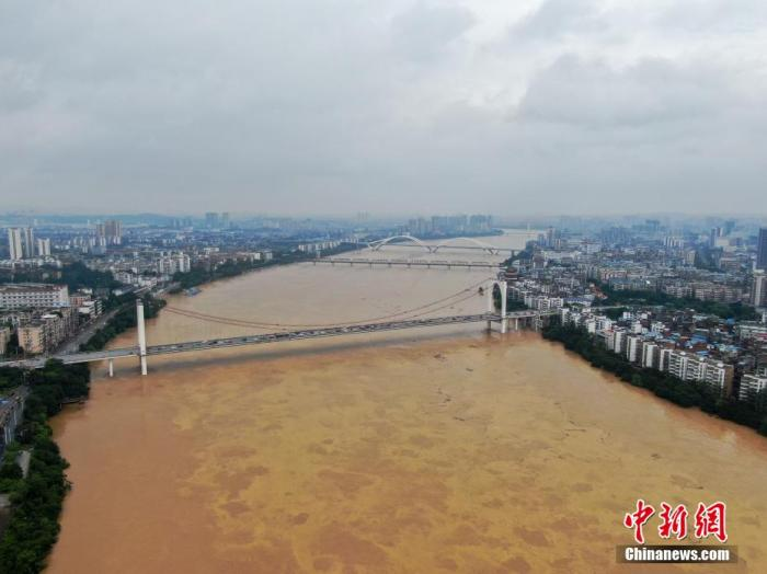 【杏悦】雨何时停南杏悦方洪灾风险有多高官方最新研图片