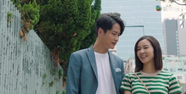 "TVB男星新剧与麦明诗谈情被赞匹配,承认与""偷食""女友分居"