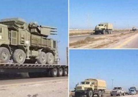 利比亚大战将起,俄雇佣兵临战撤退,哈夫塔尔国民军或再次崩溃