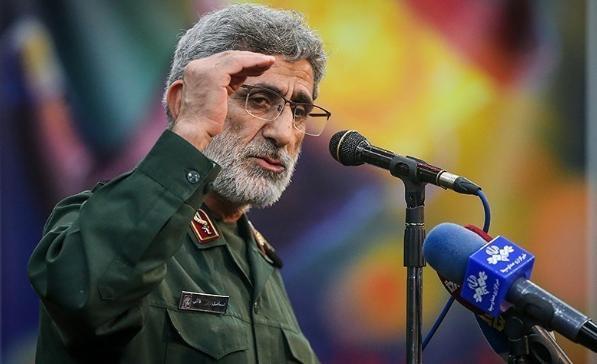 伊朗圣城旅新领导人:美国军舰着火是美国罪行的后果,勿指责他人
