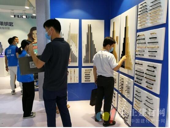 中国建博会(广州):福固、福家人成智能五金新看点