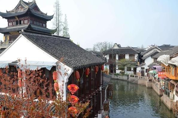 上海,四大历史文化名镇之一,有人说这里是上海的威尼斯