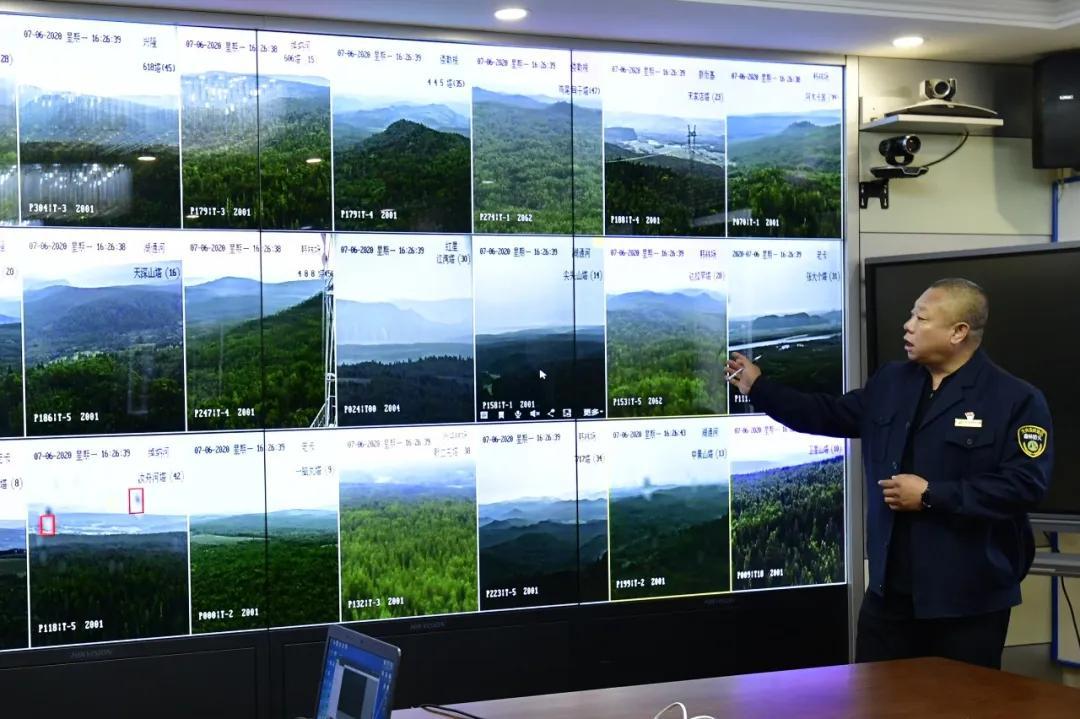 大兴安岭韩家园林业局从严从细从实 抓好夏季森林防火工作