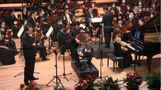 中央歌剧院音乐会纪念贝多芬诞辰250周年,爱奇艺全网独播