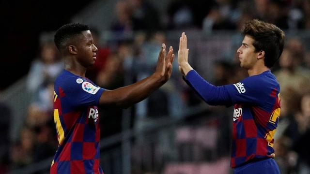 阿斯:法蒂和普伊奇将会踢B队的升降级附加赛