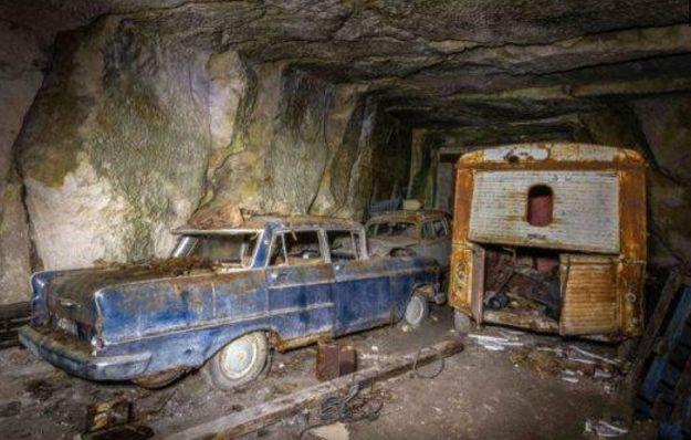 男子野外发现一神秘山洞,事后真发大财了