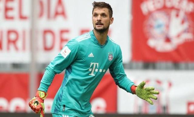 德媒:乌尔赖希可能留在拜仁,与努贝尔竞争二门