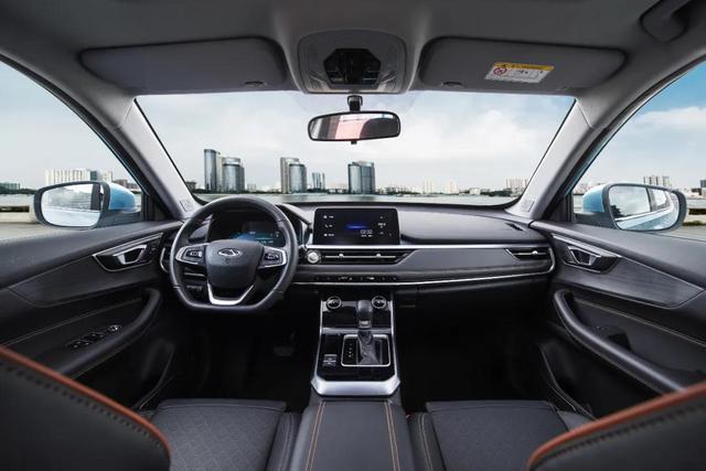 国际大师设计,发动机终身质保!全新一代瑞虎5x上市售6.99万起