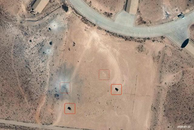 米格-29部署利比亚作用显现,土耳其防空导弹阵地遭猛烈空袭