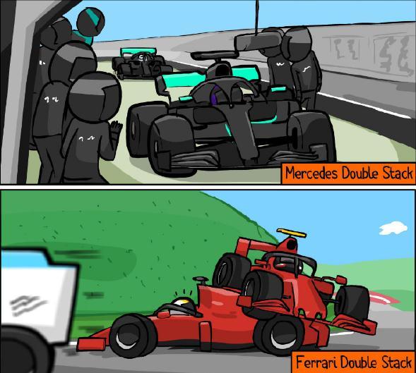 为时已晚!比诺托终于意识到身处困境,在法拉利车队的日子到头了