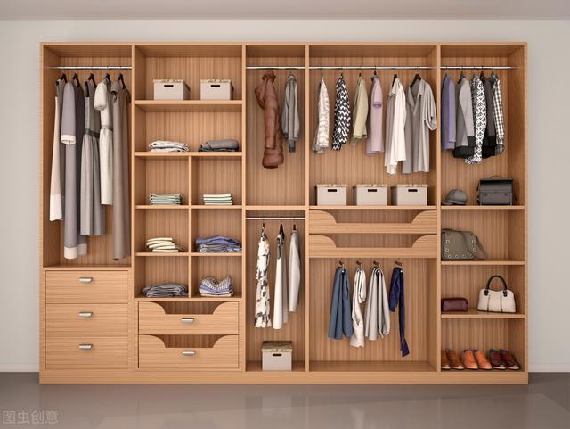 30年衣柜设计!了解8个定制策略 哪个比做5 m 2更