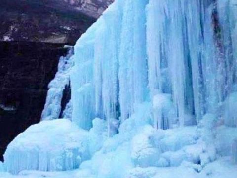 河南最神奇的山洞,泉水夏天结冰冬天融化