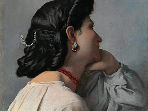 德国新古典主义的画家油画作品欣赏