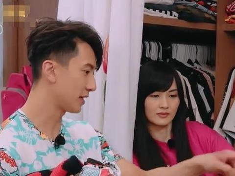 吴尊要林丽莹穿吊带,她偏偏还要加外套,难怪吴尊那么宠她!