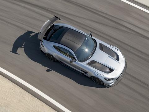 AMG GT Black Series正式发布