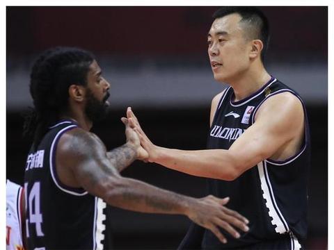37分生涯新高,辽宁男篮在季后赛有底气了