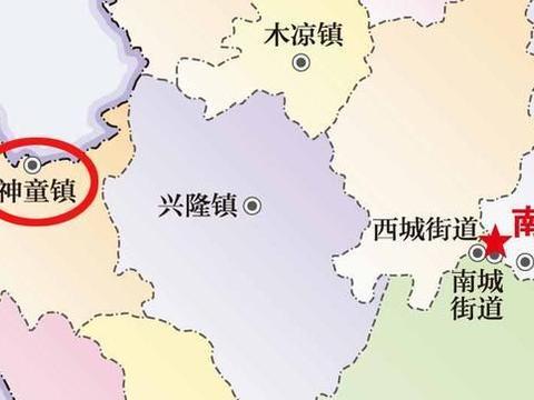 """重庆南川区神童镇:为何叫""""神童""""?和一个传说有关"""