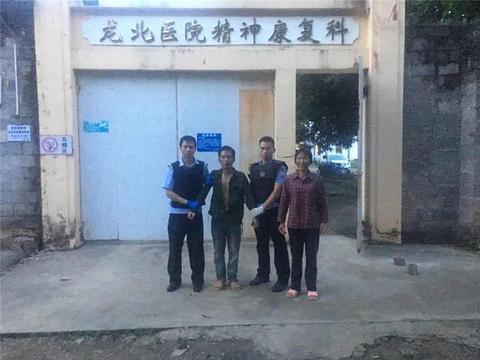 用爱守护社区百姓安宁 记龙州县公安局城厢派出所民警韦桂祥