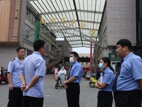 济源检察机关:联合市场监督管理局开展食品安全专项检查