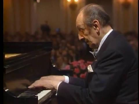 霍洛维茨拉赫玛尼诺夫《Polka de W.R.》,名家钢琴赏析时间到!