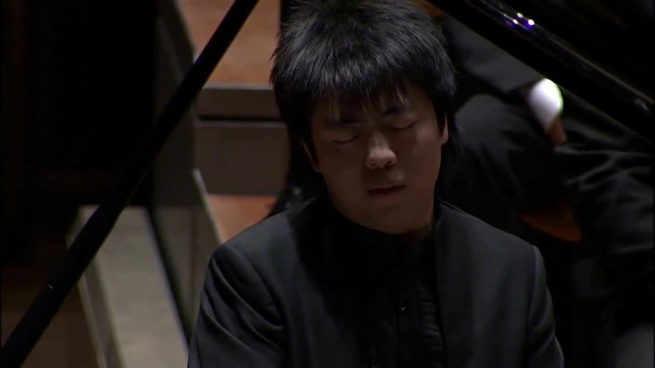 郎朗钢琴演奏:肖邦练习op10 no.3 一次肖邦教他的学生弹此曲时……