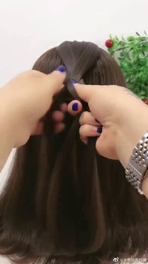 每天发型不重样,为自己多囤几个发型轮流换吧