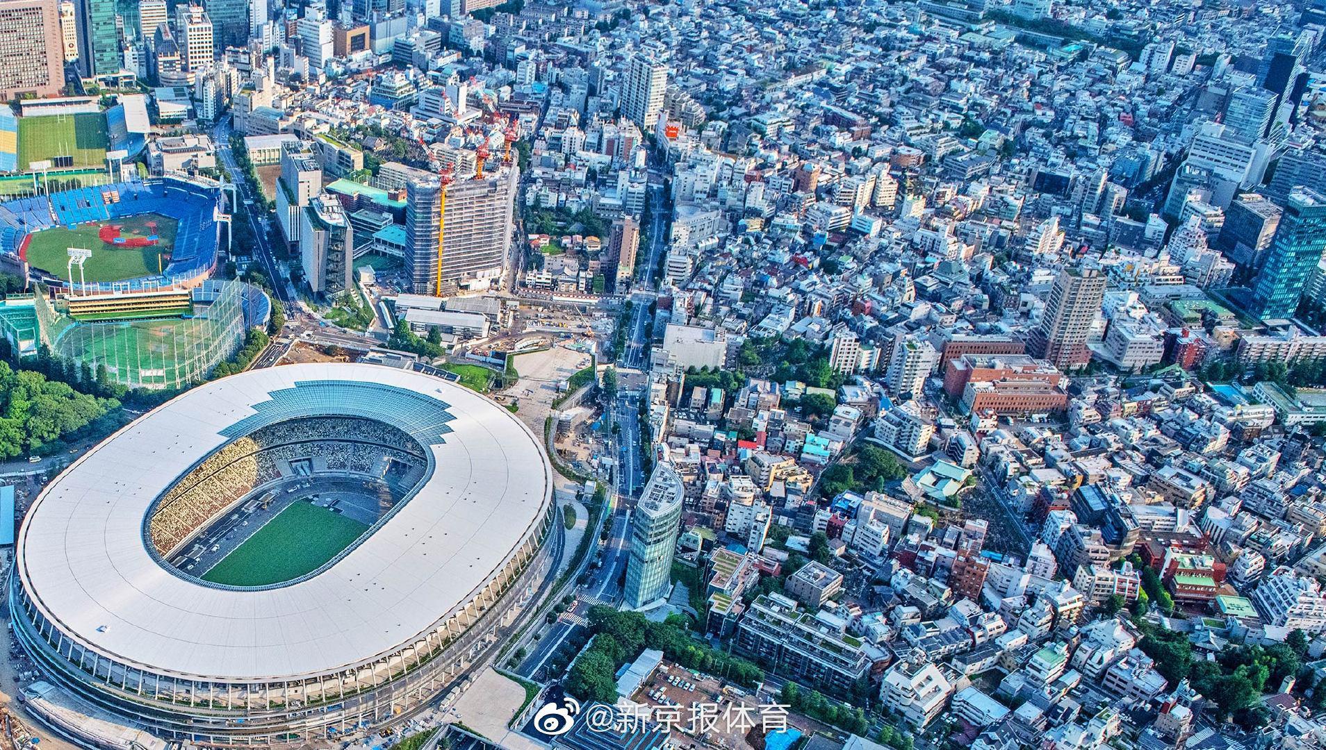 东京奥运会参赛名额57%已获确认