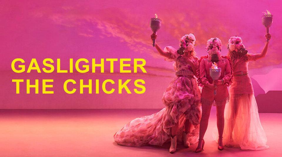 The Chicks《Gaslighter》(片段试听) - PopLeading