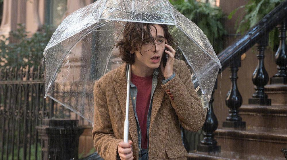 《纽约的一个雨天》确认引进内地!