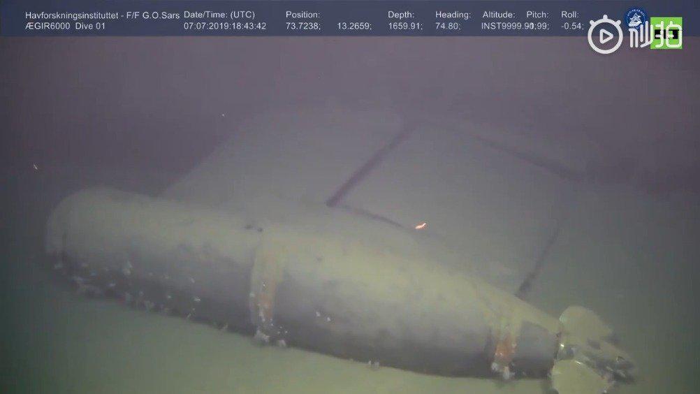 俄罗斯计划2032年前打捞北极地区沉没的7艘核潜艇