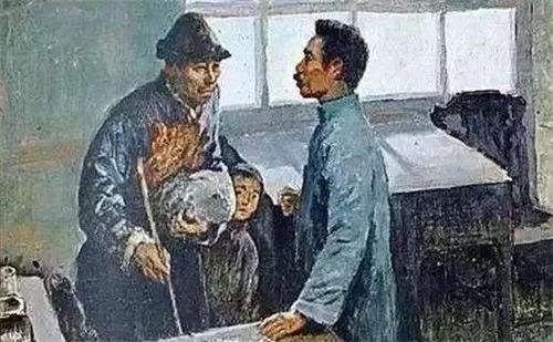 鲁迅成著名作家后,遇到贫苦的闰土为何不帮?难道他忘了当年情谊